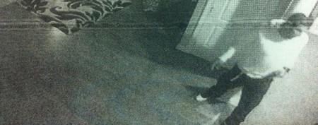 Authorities: Photos show Hernandez holding gun
