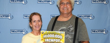 $1 million lottery ticket rescued from trash