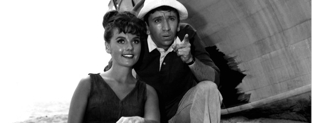 "(L-R) Dawn Wells and Bob Denver of ""Gilligan's Island"" (Everett Collection)"