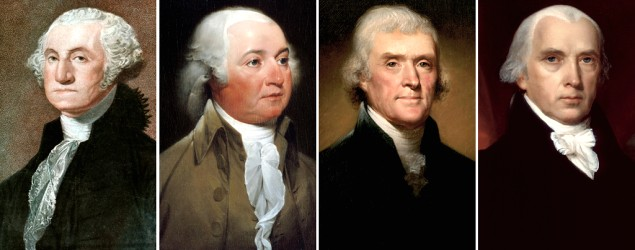 Our first 4 presidents? Most can't name them | Go Buzz! Up