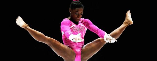 Chryst Chronicles: My little gymnast