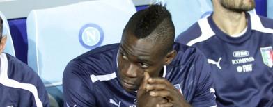 Mario Balotelli, Italia (foto: AP/LaPresse)