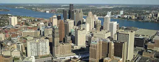 Is Detroit really bankrupt?