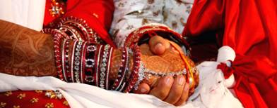 7 vows of Indian Hindu marriage