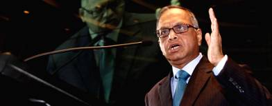 Narayana Murthy's vision for a Better India