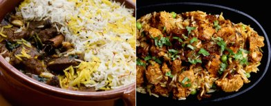 Where to eat India's Biryani No. 1!
