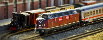 Discover innovative toy trains