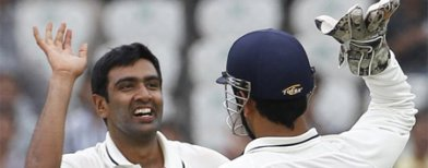 India complete big win in Chennai