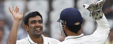 India complete big win in Chennai