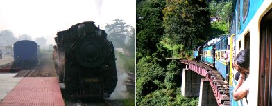 Ride the heritage toy train to Ooty