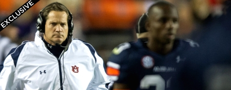NCAA investigating Auburn football