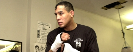 Boxer Hector Camacho is brain dead after being shot on Tuesday. (Getty Images)
