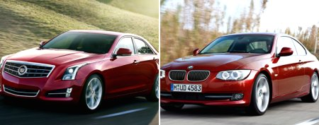 Cadillac ATS vs. BMW 335i: Which is best?
