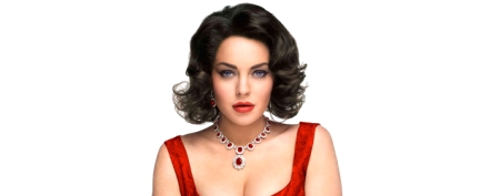 Lindsay Lohan's laughable Liz Taylor (Lifetime)