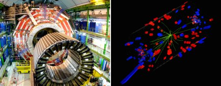 Atom smasher creates a new kind of matter