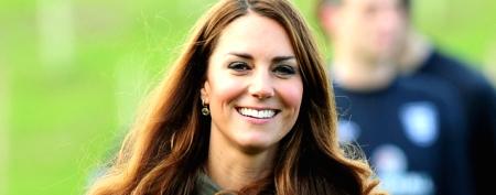 Kate Middleton debuts new hairdo
