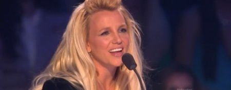 Spears on 'X Factor': Don't sing my song