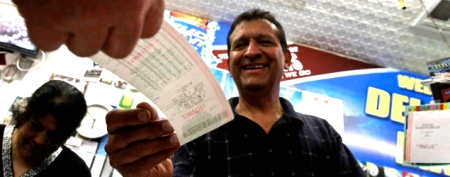 Two winners in record Powerball jackpot