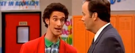 NFL coach appeared on 'Saved by the Bell'