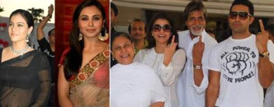 Meet Bollywood's first family!