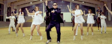 'Gangnam Style' singer's huge payday
