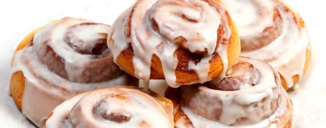 Perfectly gooey cinnamon bun recipe