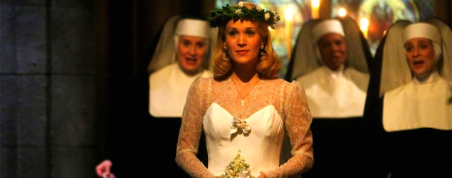 Carrie Underwood in 'The Sound of Music Live!' (Will Hart/NBC)