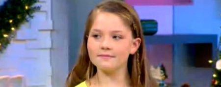 Nine-year-old's amazing transformation
