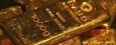 How much gold do US and China hold?