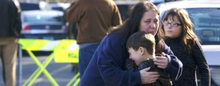 Deadly school shooting in Connecticut (Reuters)