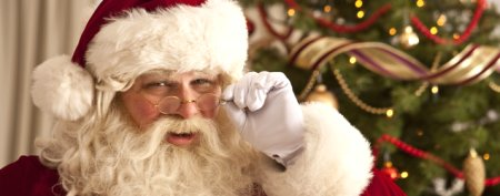 Where is Santa right now? (Thinkstock)