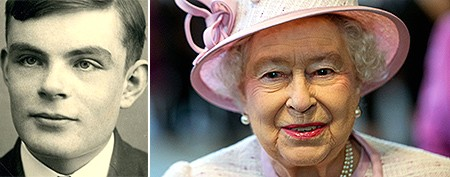 Queen Elizabeth gives rare royal pardon for gay conviction