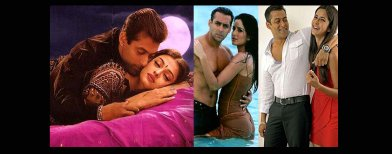 The rise and fall of Salman's love life