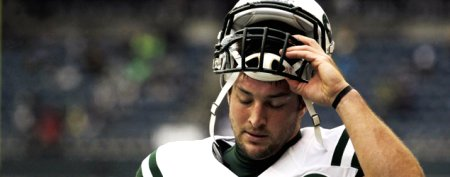 Tim Tebow's most scandalous act