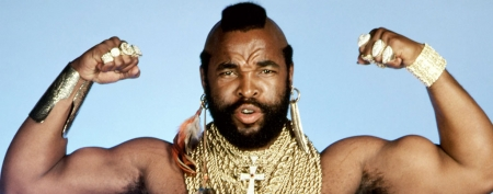 Mr. T (Everett Collection)