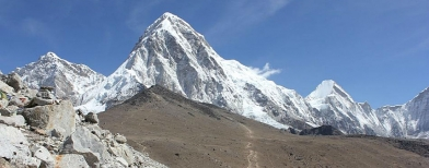 Kiss the sky: Up close with Mt Everest