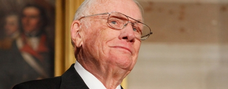 Neil Armstrong dies at 82. (Getty Images)