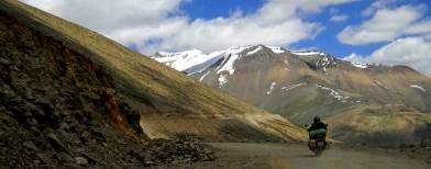 Motorbiking through Ladakh in 7 days