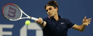 Federer death threat. Getty