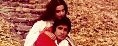 Rekha, Amitabh – Sizzling love story!