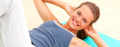Get fabulous abs with a daily dose of yoga