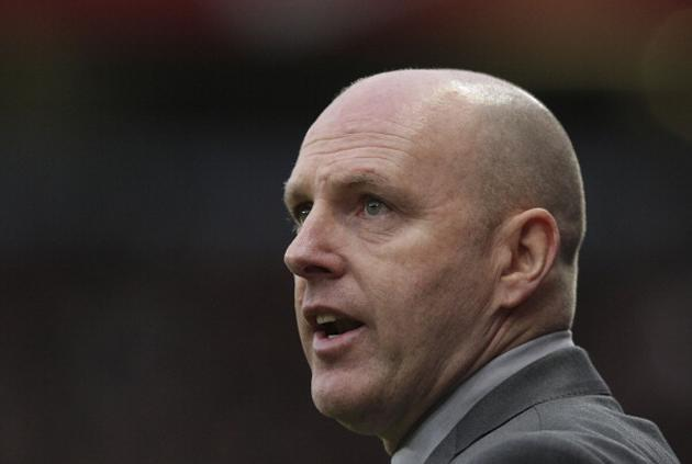 Steve Kean: somehow still in gainful employment (Getty)