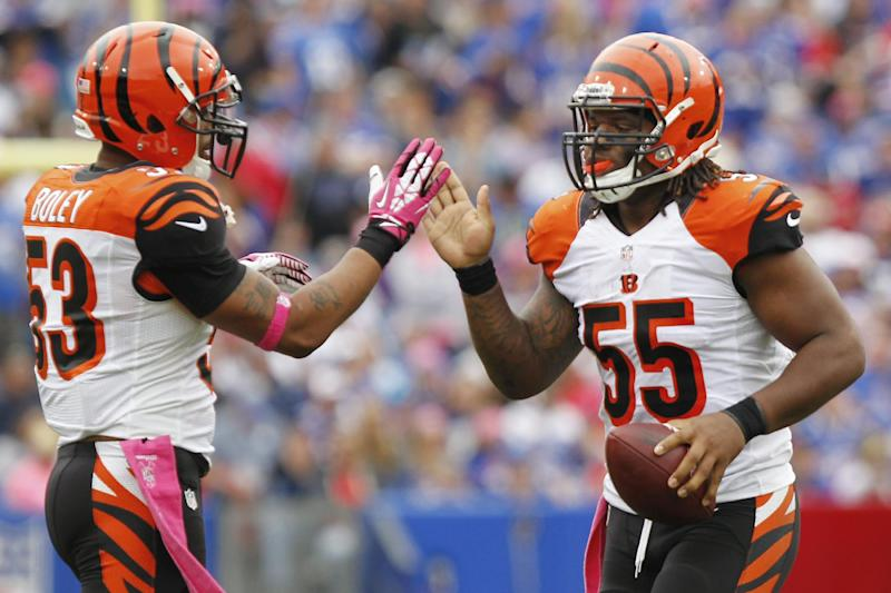 Bengals' goal-line stands set up wins