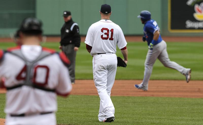 Another reversal has Red Sox heading the wrong way