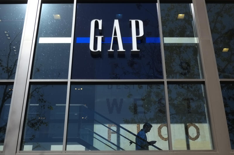 Gap back in style as 1Q profit jumps 43 percent