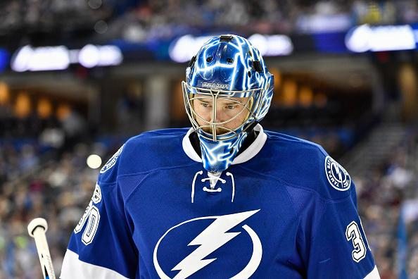 NHL: Los Angeles Kings acquire Ben Bishop from Tampa Bay Lightning