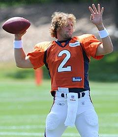 Project Tebow: Savior's wings get clipped