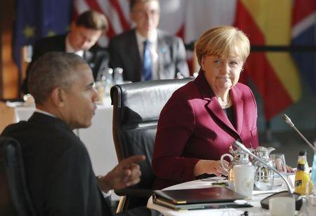 Obama, EU Leaders Agree to Keep Sanctions on Russian Federation