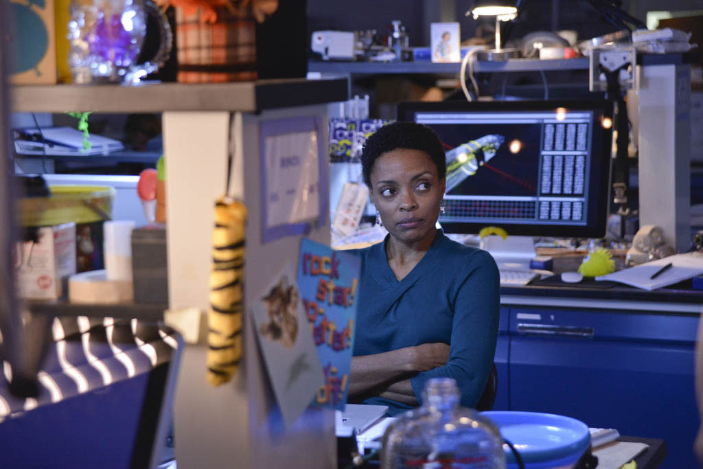 """""""Ties That Bind"""" Episode 108 -- Pictured: Maria Howell as Grace Beaumont"""