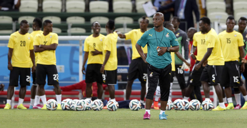 FIFA: Ghana requests World Cup prize money early